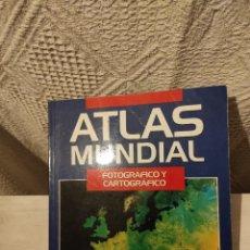 Libros de segunda mano: ATLAS MUNDIAL. Lote 222155053