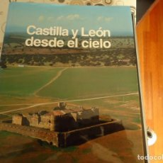 Libros de segunda mano: CASTILLA Y LEON DESDE EL CIELO. Lote 222238710
