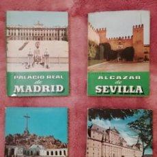 Libros de segunda mano: GUIDA TURÍSTICA MADRID, ALCAZAR, ESCORIAL, VALLE DE LOS CAIDOS. Lote 222243682