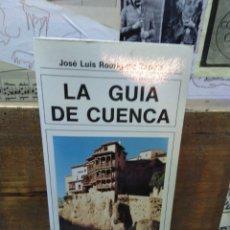 Libros de segunda mano: 003.LA GUIA DE CUENCA. RODRÍGUEZ ZAPATA. Lote 222471626