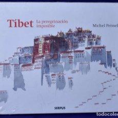 Libros de segunda mano: TIBET LA PEREGRINACION IMPOSIBLE (TRAVESÍAS) - PEISSEL, MICHEL; SATRUSTEGUI, ALBERTO DE. Lote 222500382