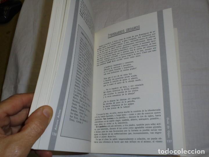 Libros de segunda mano: GUIA DE GIJON.MOISES LLORDEN/ARTURO ARIAS.PROLOGO DE PEDRO DE SILVA.SILVERIO CAÑADA 1989 - Foto 3 - 222814517
