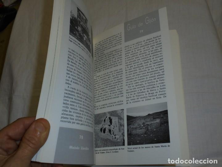 Libros de segunda mano: GUIA DE GIJON.MOISES LLORDEN/ARTURO ARIAS.PROLOGO DE PEDRO DE SILVA.SILVERIO CAÑADA 1989 - Foto 4 - 222814517