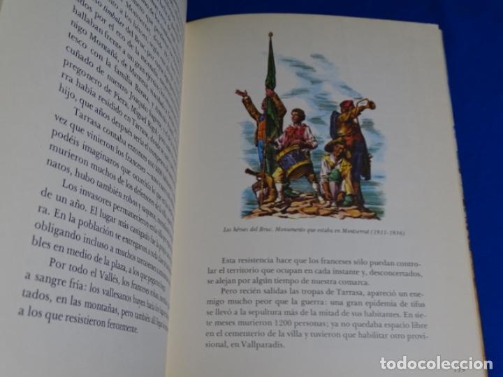 Libros de segunda mano: HISTORIA DE TERRASSA.J. M. D9MENECH.1972 - Foto 2 - 222847190