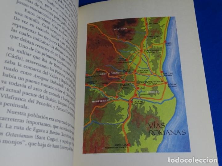 Libros de segunda mano: HISTORIA DE TERRASSA.J. M. D9MENECH.1972 - Foto 4 - 222847190