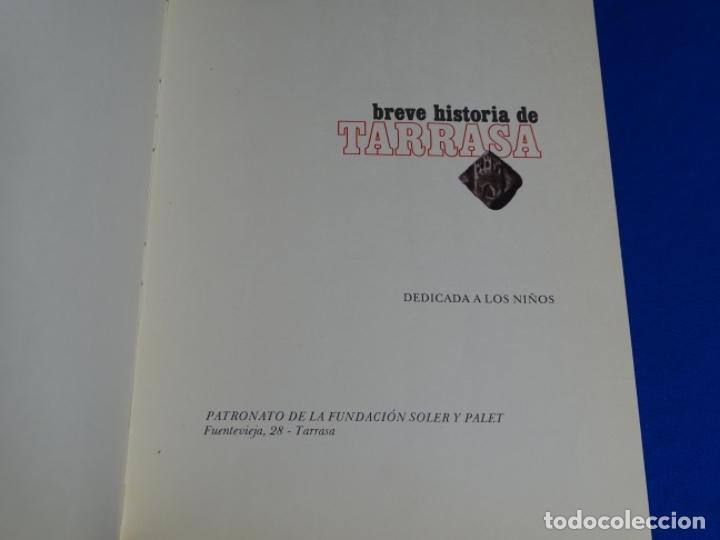 Libros de segunda mano: HISTORIA DE TERRASSA.J. M. D9MENECH.1972 - Foto 5 - 222847190