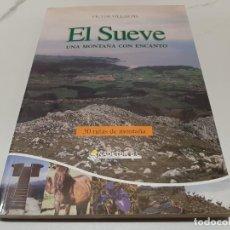 Livres d'occasion: EL SUEVE UNA MONTAÑA CON ENCANTO. Lote 223120533
