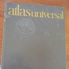 Libros de segunda mano: ATLAS UNIVERSAL - EDITORIAL LABOR, 1970. Lote 224469580