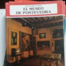 Libros de segunda mano: EL MUSEO DE PONTEVEDRA JOSE FILGUEIRA VALVERDE. EVEREST, 1987. COLECCIÓN: IBÉRICA. 111 PP. + 3 H P. Lote 236705950