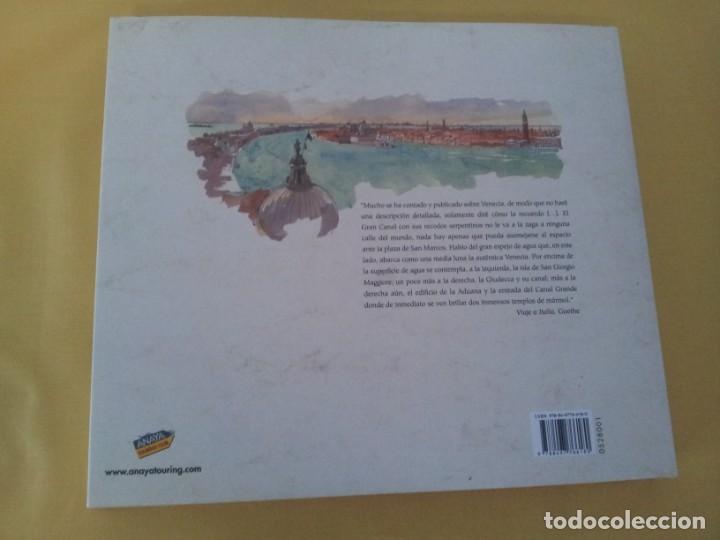 Libros de segunda mano: TUDY SAMMARTINI Y FABRICE MOIREAU - VENECIA CUADERNO DE VIAJE - ANAYA TOURING CLUB 2000 - Foto 2 - 224945822