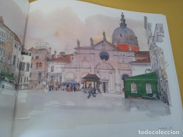 Libros de segunda mano: TUDY SAMMARTINI Y FABRICE MOIREAU - VENECIA CUADERNO DE VIAJE - ANAYA TOURING CLUB 2000 - Foto 5 - 224945822
