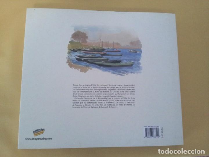 Libros de segunda mano: JEAN-PAUL PIGEAT Y FABRICE MOIREAU - VALLE DEL LOIRA CUADERNO DE VIAJE - ANAYA TOURING CLUB 2002 - Foto 2 - 224945845