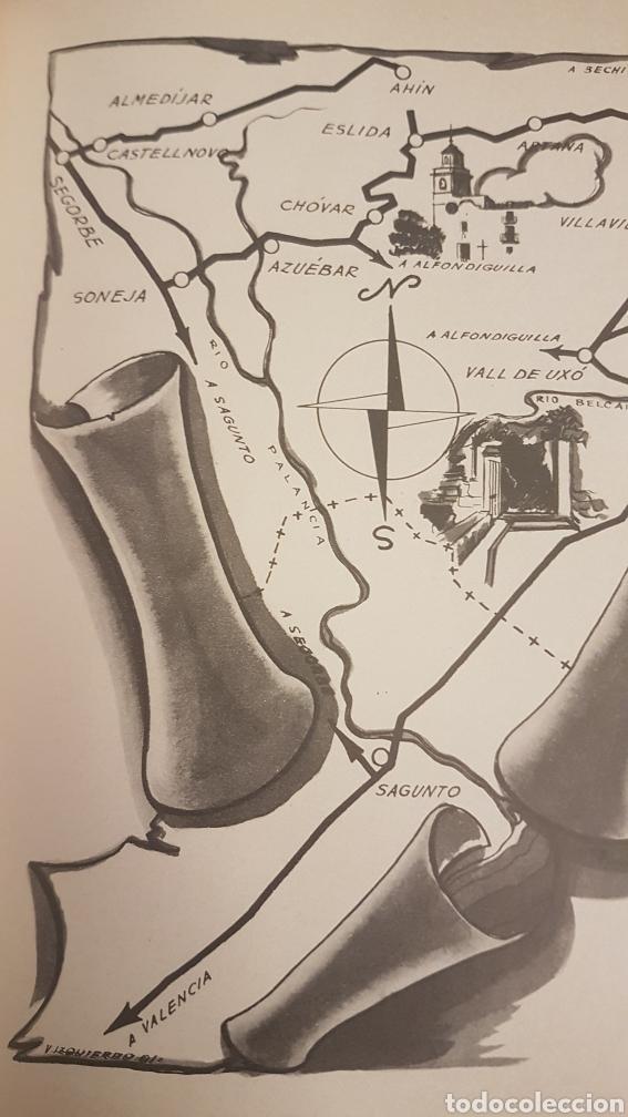 Libros de segunda mano: RUTAS VALENCIANAS, DE JOSÉ SOLER CARNICER, 2 EDICIÓN 1965 - Foto 6 - 225091007