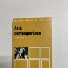 Libros de segunda mano: ASI CONTEMPORANEA. LUCIEN BIANCO. MADRID, 1976. 1ª EDICION. PAGS: 349. Lote 225318815