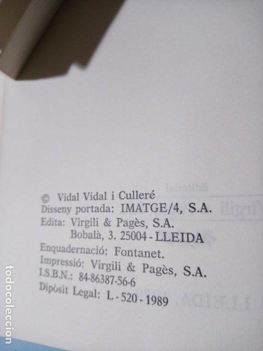 Libros de segunda mano: VIDAL VIDAL LES RUTES DE PONENT III. LA PORTA DEL CEL - Foto 3 - 225579297