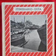 Libros de segunda mano: ITINERARIO~GUÍA, PALMA LA CIUDAD DE MALLORCA - 1946 - LUIS RIPOLL - IMP. MOSSÈN ALCOVER - PJRB. Lote 225640260