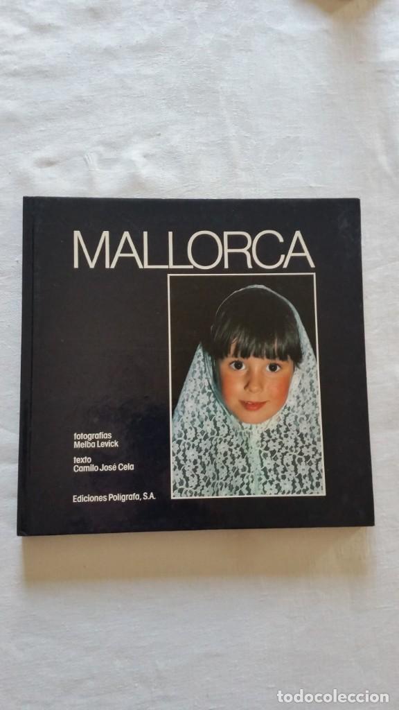 MALLORCA MELBA LEVICK (Libros de Segunda Mano - Geografía y Viajes)