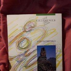 Libros de segunda mano: RUTAS DE MONTAÑA (50 ITINERARIOS POR GRAN CANARIA). SENDERISMO. JAVIER MARTÍNEZ.. Lote 226039241