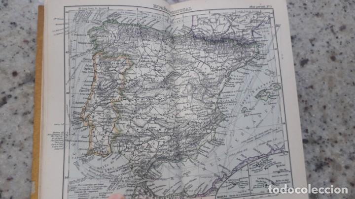 Libros de segunda mano: ATLAS PORTATIL DE ESPAÑA Y PORTUGAL, PERTHES, JUSTUS, 1938 - Foto 7 - 226107990
