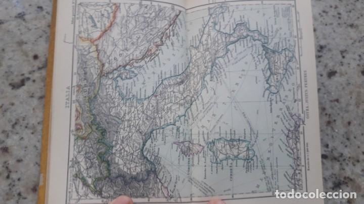 Libros de segunda mano: ATLAS PORTATIL DE ESPAÑA Y PORTUGAL, PERTHES, JUSTUS, 1938 - Foto 9 - 226107990