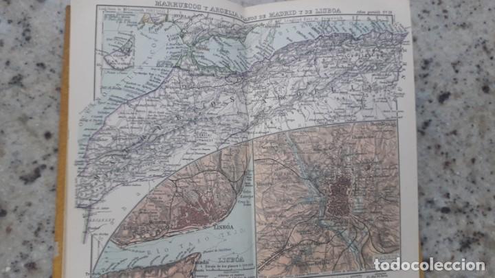 Libros de segunda mano: ATLAS PORTATIL DE ESPAÑA Y PORTUGAL, PERTHES, JUSTUS, 1938 - Foto 11 - 226107990
