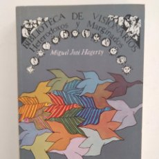 Libros de segunda mano: LOS CUERVOS DE SAN VICENTE /MIGUEL JOSÉ HAGERTY. BIBLIOTECA DE VISIONARIOS, HETERODOXOS Y MARGINADOS. Lote 226634875
