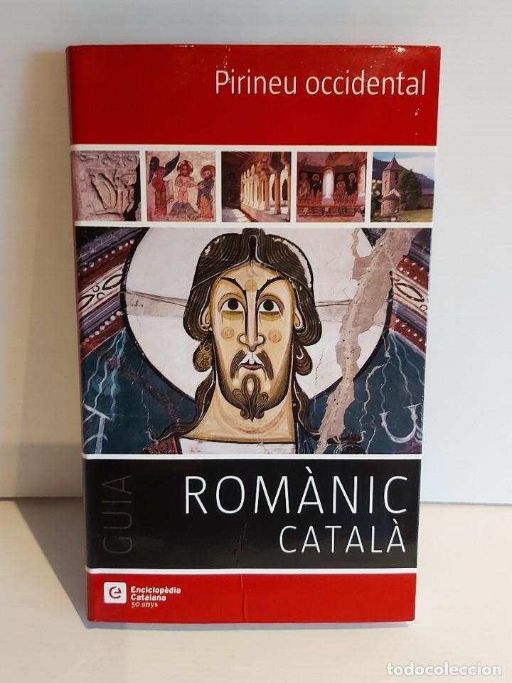 Libros de segunda mano: GUIA DEL ROMÀNIC CATALÀ / ENCICLOPÈDIA CATALANA / 50 ANYS / 6 VOLUMS / ANTONI PLADEVALL. - Foto 3 - 244883105