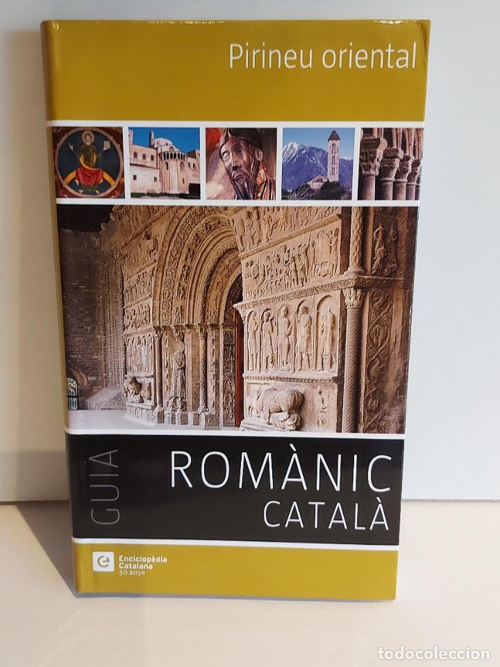 Libros de segunda mano: GUIA DEL ROMÀNIC CATALÀ / ENCICLOPÈDIA CATALANA / 50 ANYS / 6 VOLUMS / ANTONI PLADEVALL. - Foto 4 - 244883105