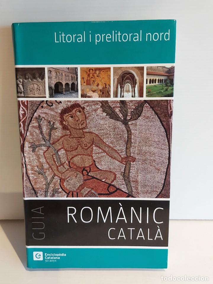 Libros de segunda mano: GUIA DEL ROMÀNIC CATALÀ / ENCICLOPÈDIA CATALANA / 50 ANYS / 6 VOLUMS / ANTONI PLADEVALL. - Foto 5 - 244883105