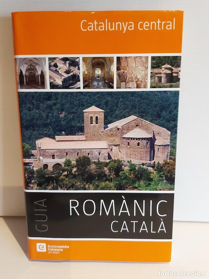 Libros de segunda mano: GUIA DEL ROMÀNIC CATALÀ / ENCICLOPÈDIA CATALANA / 50 ANYS / 6 VOLUMS / ANTONI PLADEVALL. - Foto 6 - 244883105