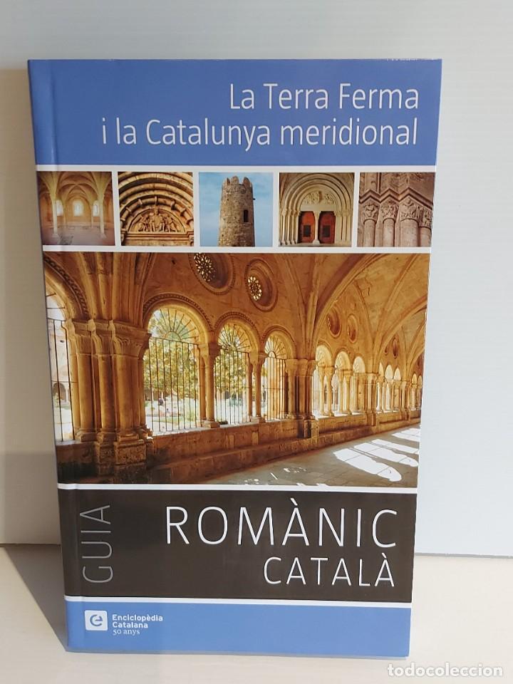 Libros de segunda mano: GUIA DEL ROMÀNIC CATALÀ / ENCICLOPÈDIA CATALANA / 50 ANYS / 6 VOLUMS / ANTONI PLADEVALL. - Foto 7 - 244883105