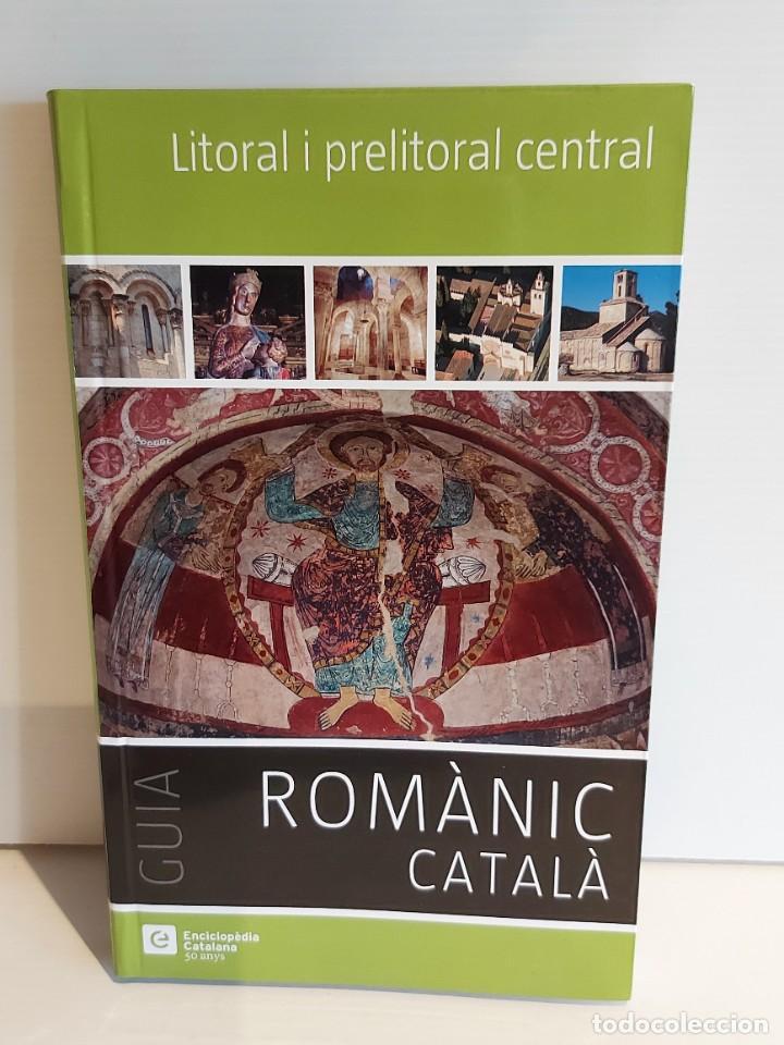 Libros de segunda mano: GUIA DEL ROMÀNIC CATALÀ / ENCICLOPÈDIA CATALANA / 50 ANYS / 6 VOLUMS / ANTONI PLADEVALL. - Foto 8 - 244883105