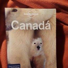 Libros de segunda mano: CANADÁ. LONELY PLANET, 2017. 919 PAG.. Lote 227197160
