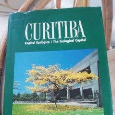 Libros de segunda mano: CURITIBA EN INGLÉS Y PORTUGUÉS TAPAS DURAS. Lote 227667855