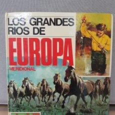 Libros de segunda mano: LOS GRANDES RÍOS DE EUROPA MERIDIONAL. Lote 227668120
