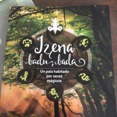 Libros de segunda mano: UN PAÍS HABITADO POR SERES MÁGICOS PAIS VASCO. Lote 227668600