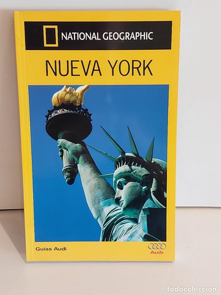 Libros de segunda mano: OCASIÓN !! GUIAS AUDI / NATIONAL GEOGRAPHIC / LOTE DE 10 GUIAS SIN USAR / 4 AÚN PRECINTADAS. - Foto 2 - 227837878