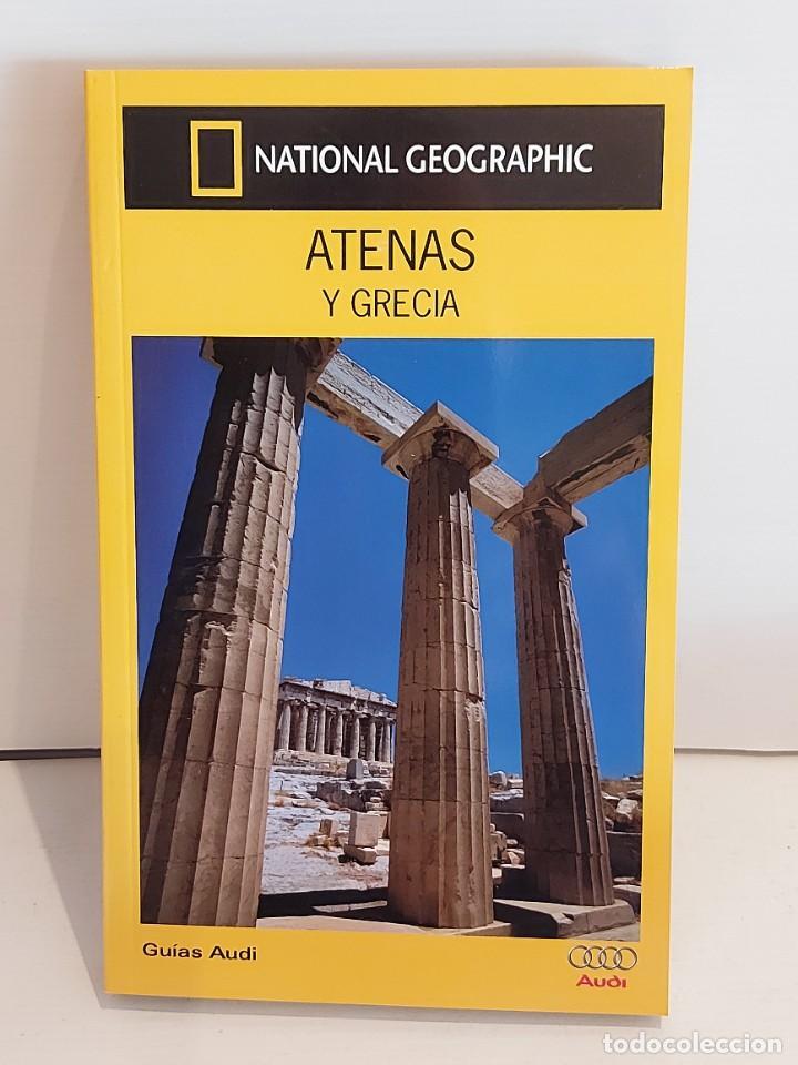 Libros de segunda mano: OCASIÓN !! GUIAS AUDI / NATIONAL GEOGRAPHIC / LOTE DE 10 GUIAS SIN USAR / 4 AÚN PRECINTADAS. - Foto 8 - 227837878