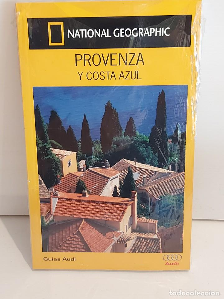 Libros de segunda mano: OCASIÓN !! GUIAS AUDI / NATIONAL GEOGRAPHIC / LOTE DE 10 GUIAS SIN USAR / 4 AÚN PRECINTADAS. - Foto 10 - 227837878