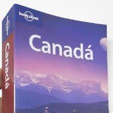 Libros de segunda mano: CANADÁ - LONELY PLANET 2005. Lote 227964115