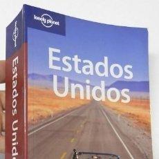 Libros de segunda mano: ESTADOS UNIDOS - LONELY PLANET 2008. Lote 227964268