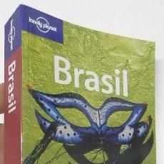 Libros de segunda mano: BRASIL - LONELY PLANET 2005. Lote 227964340