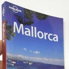Libros de segunda mano: MALLORCA - LONELY PLANET 2008. Lote 227964655