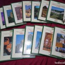 Libros de segunda mano: MARAVILLAS Y TESOROS DEL PATRIMONIO DE LA HUMANIDAD. TIEMPO. 14 TOMOS INCLUIDO INDICE GENERAL. Lote 228011288