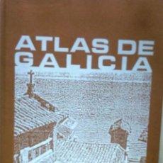 Libros de segunda mano: ATLAS DE GALICIA. SALVORA, 1982.. Lote 228373655