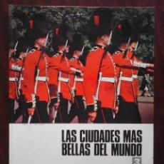 Libros de segunda mano: LAS CIUDADES MÁS BELLAS DEL MUNDO Nº 3 - BLANCO Y NEGRO 1970. Lote 228373990