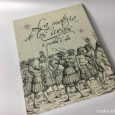 Libros de segunda mano: CRISTOBAL COLÓN · LA MATERIA DE LOS SUEÑOS. Lote 228489430