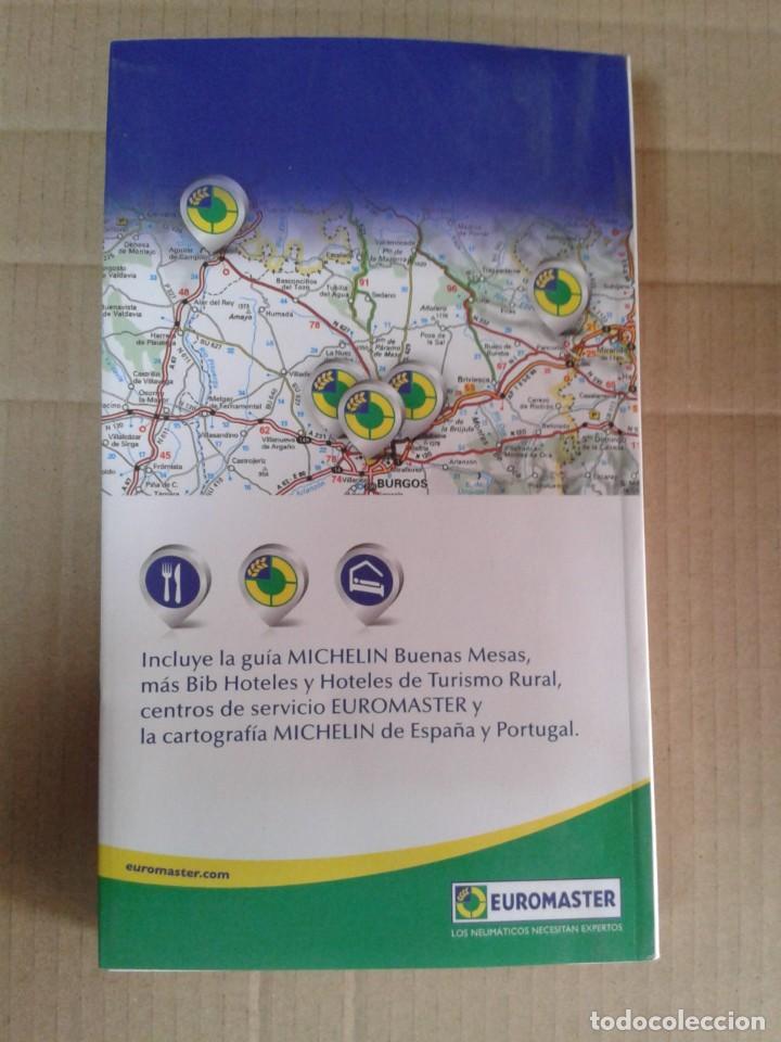 Libros de segunda mano: GUIA 20XI EUROMASTER. MICHELIN - Foto 2 - 228503725