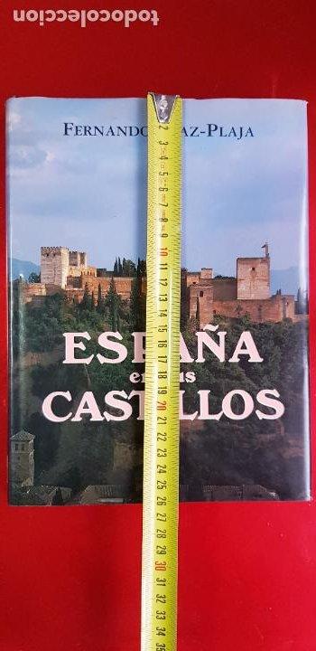 Libros de segunda mano: LIBRO-ESPAÑA EN SUS CASTILLOS-FERNANDO DÍAZ PLAJA-MAEVA EDICIONES S.L.-1995-SOBRECUBIERTA-EXCELENTE - Foto 20 - 228505650