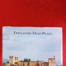 Libros de segunda mano: LIBRO-ESPAÑA EN SUS CASTILLOS-FERNANDO DÍAZ PLAJA-MAEVA EDICIONES S.L.-1995-SOBRECUBIERTA-EXCELENTE. Lote 228505650